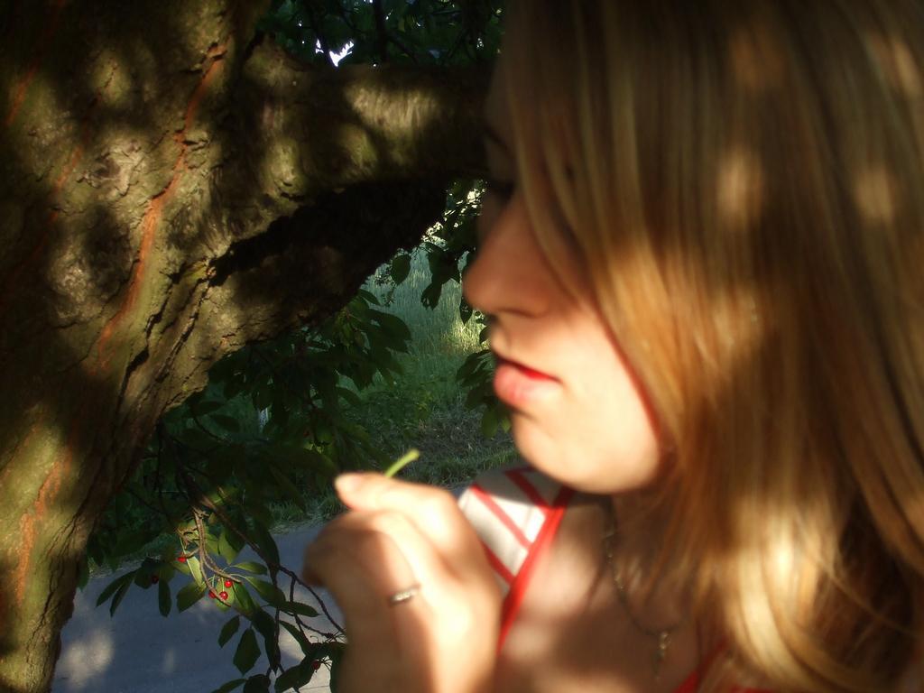 Ať žijou třešně...:-)