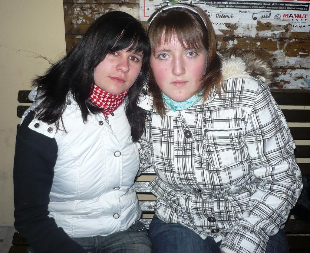Ajinka a Lucinka !556!
