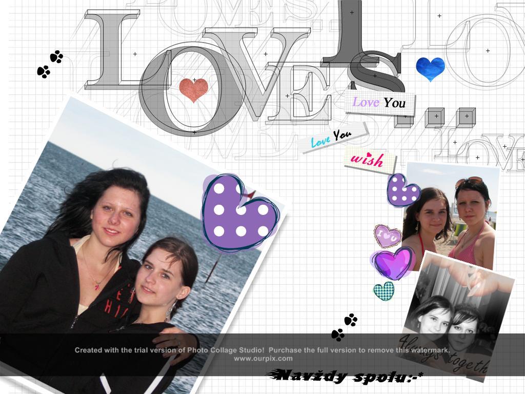S Mončou together)
