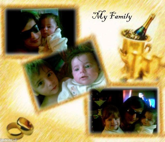 moje rodina !