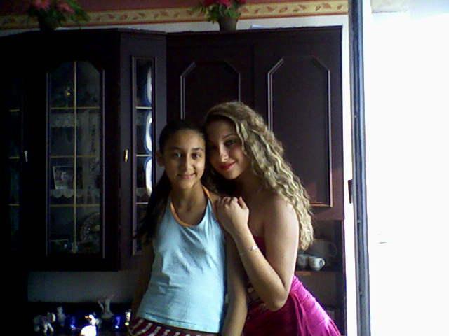 ja a moje Sestra Janička