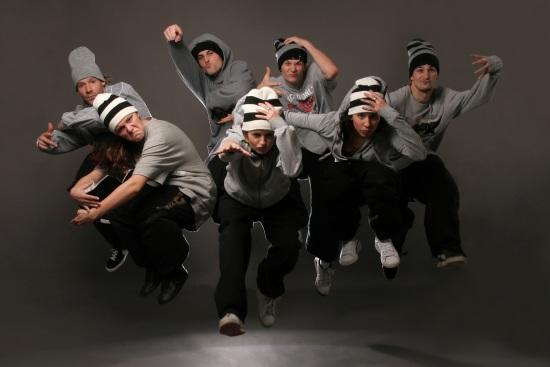 Dynamic dancers-ti nej z nej!!