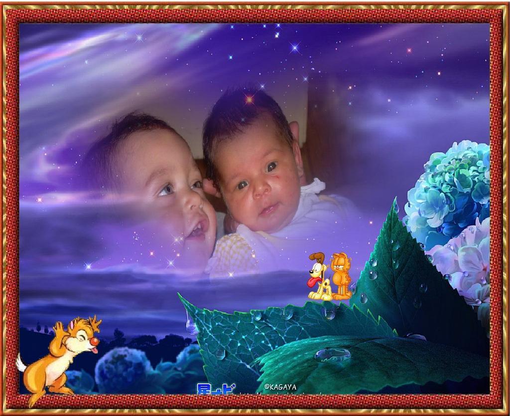tak to je ma neter a muj synovec