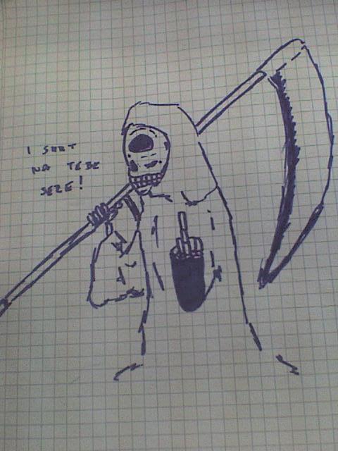 i smrt na Tebe s*e*r*e
