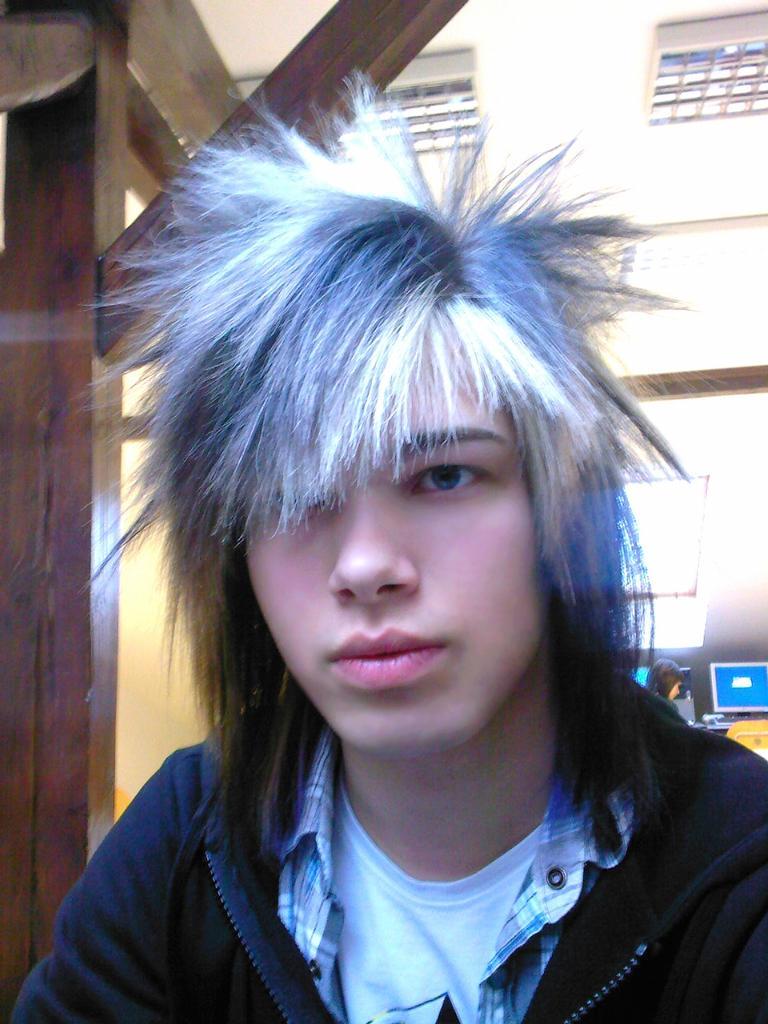 2009_02_13 New hair cut  !1361! Kawai <3