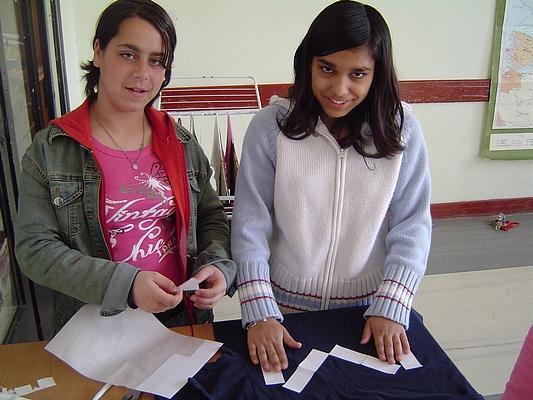 Maruška a Martina 2006