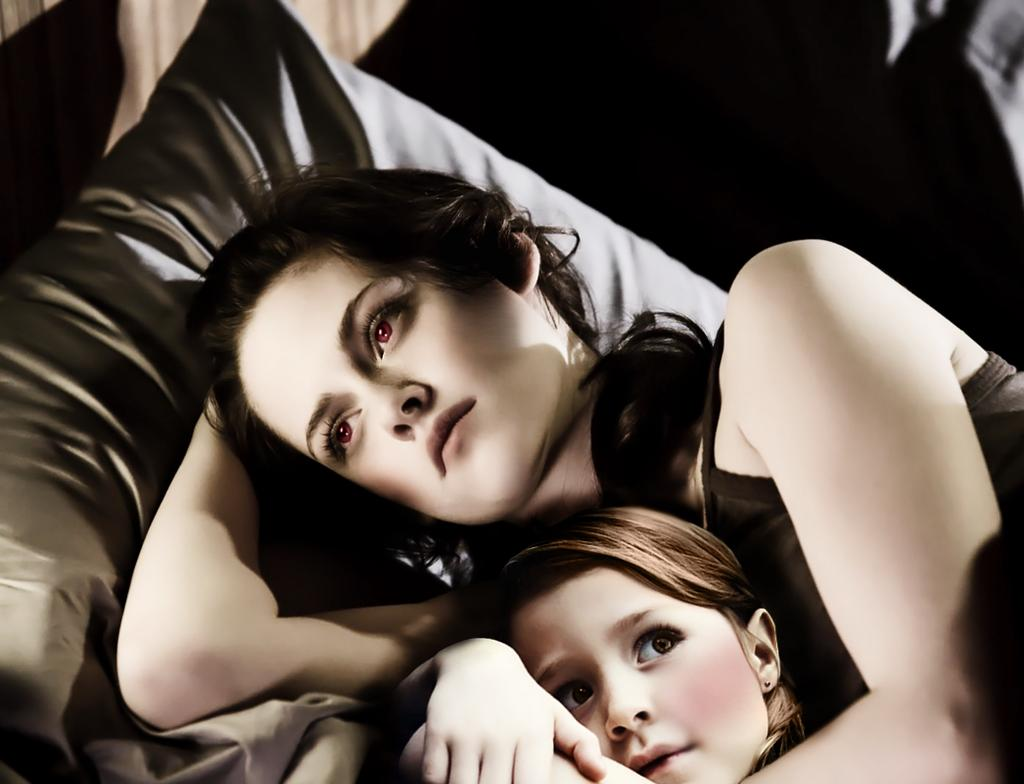 Bella and Renesmee  !1288!