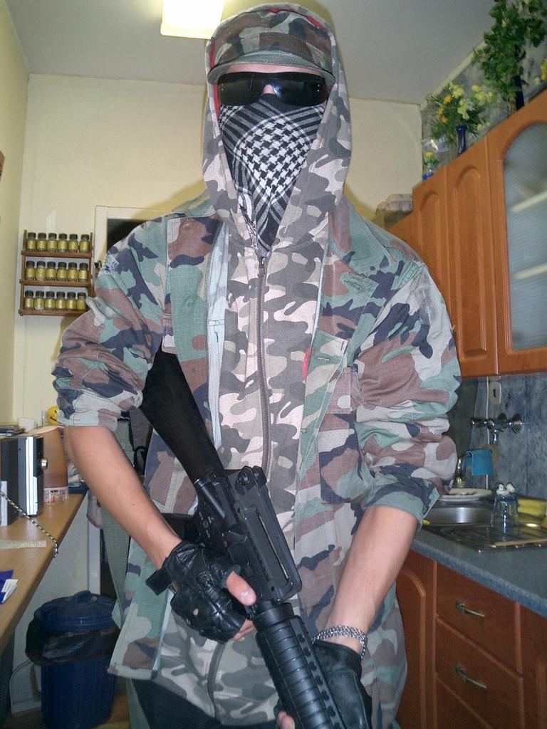 Terrorist !2!