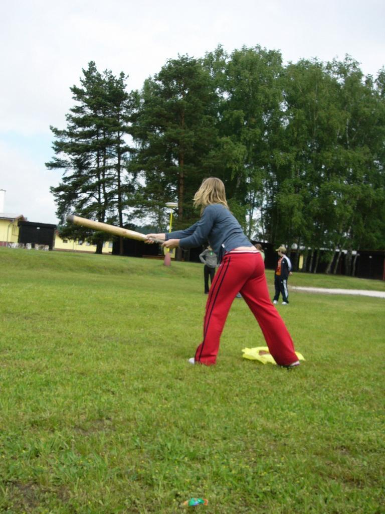 Tak to jsem já jak hraju baseball !12!