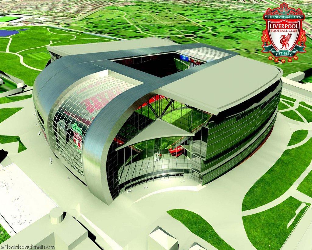 Nový stadion LFC