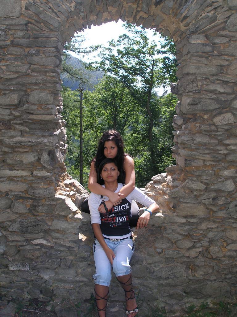 to jsem ja a Lenka