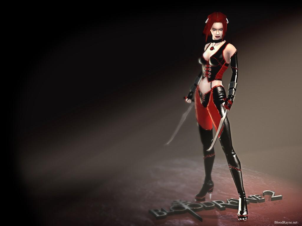 Také BloodRayne (1 i 2) se dostala mezi hry, které hraju. Řeknu to takhle, kdo by jenom řekl, že BloodRayne dokáže balit kluky i přes obrazovku.