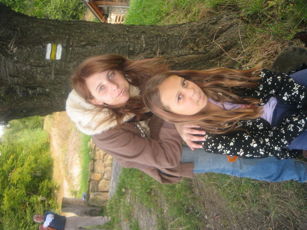 ja s moji milovanou sestřičkou