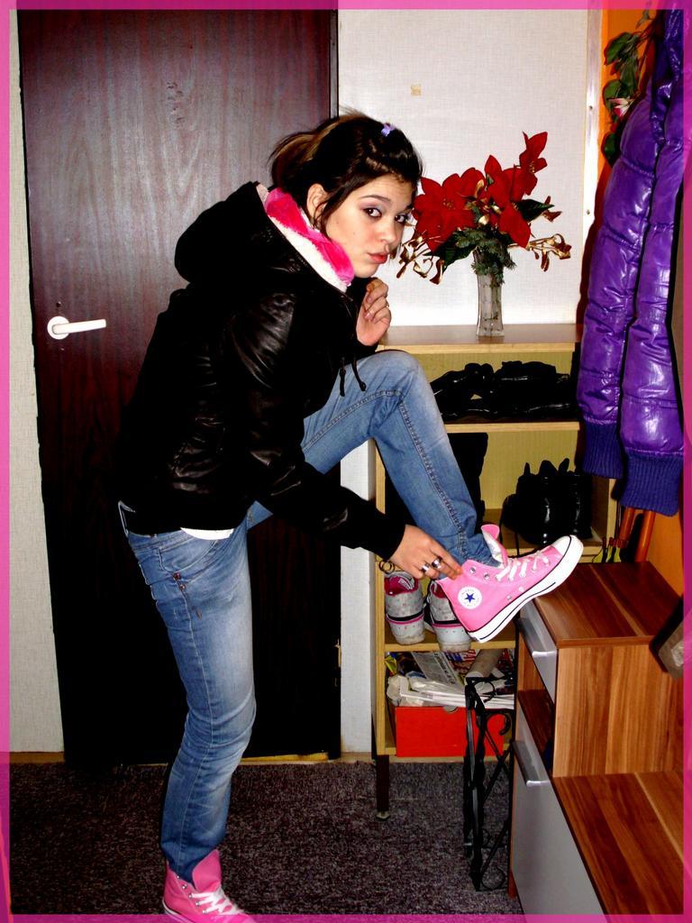 jakože vubec neukazuju že mam nove boty :D:D !623!