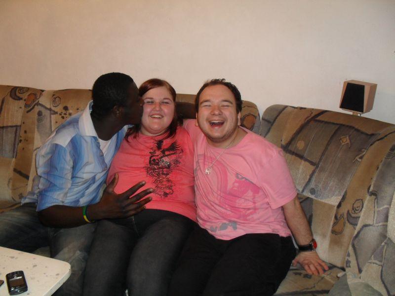 Karim, já a Luky