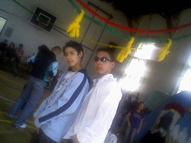 ja a bratranek