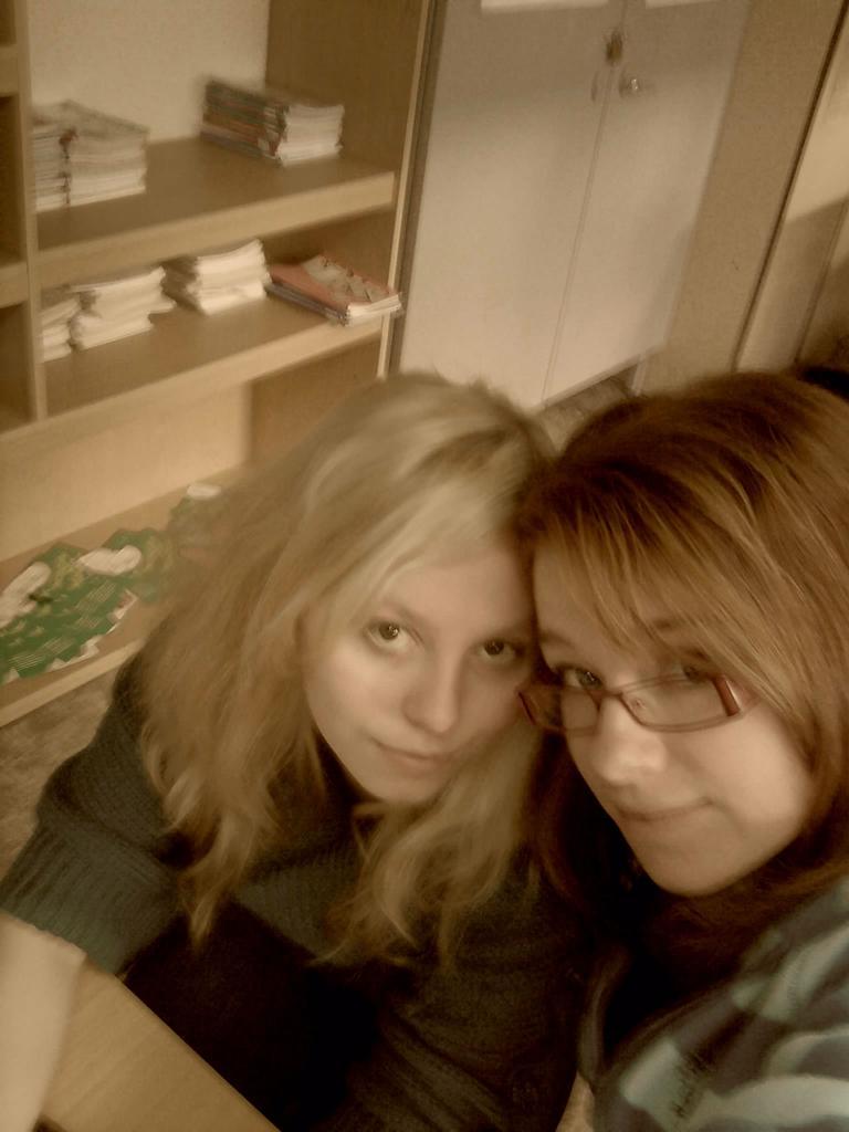 s Elííí  na Chemii :D