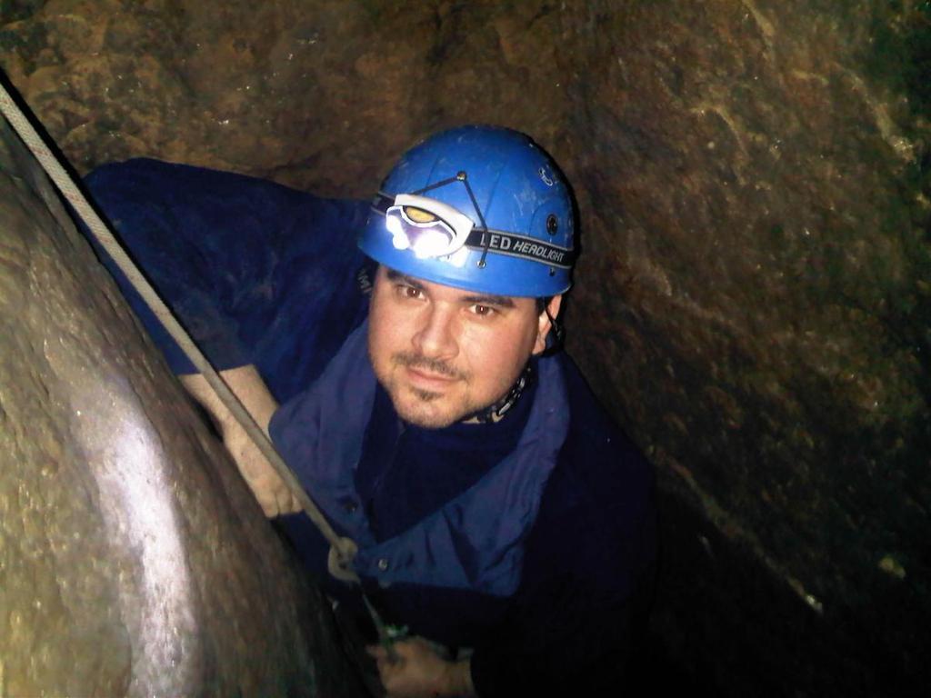 Krakonošova jeskyně - Děčínsko