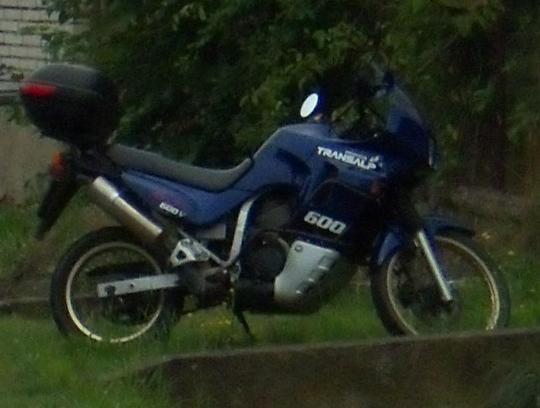 Krásná moto mého krásného pana souseda  !506! !506! !506!
