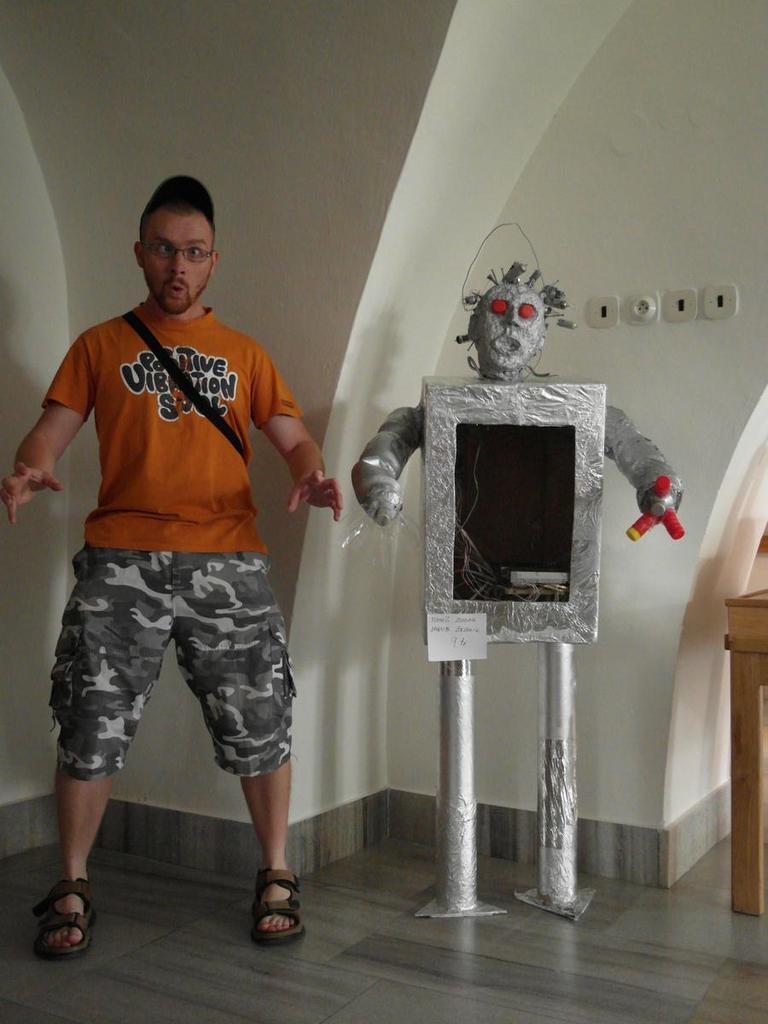 Me - Robot