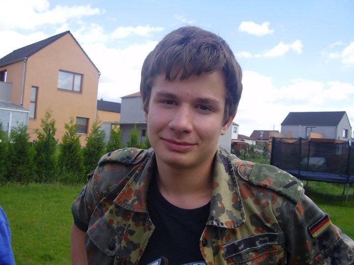 já v roce 2009 ve sví bw uniforně na airsot