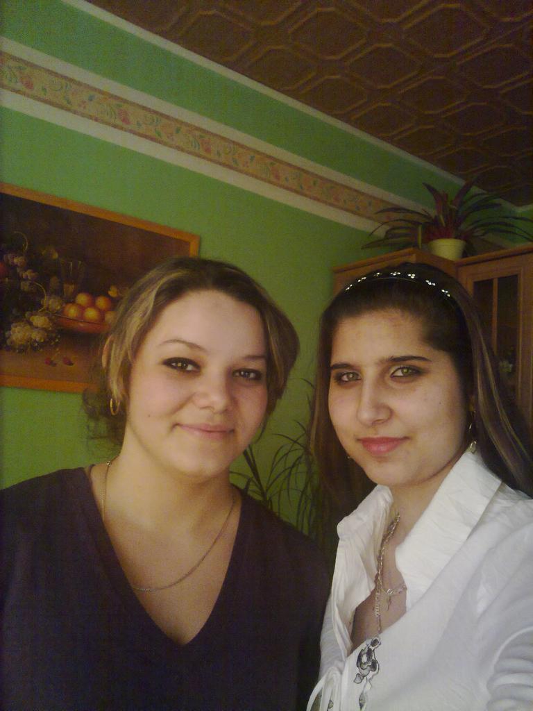 s kamarádkou