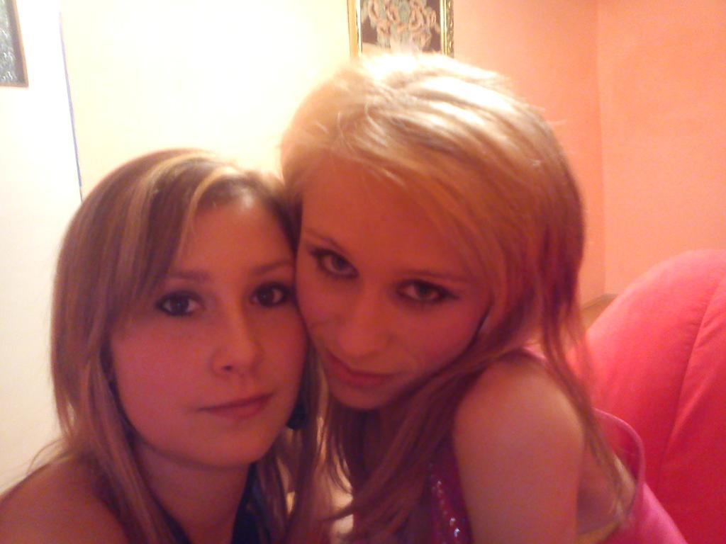 S kamarádkou :)