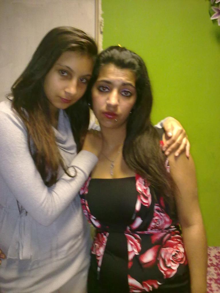 já  a sestřenka