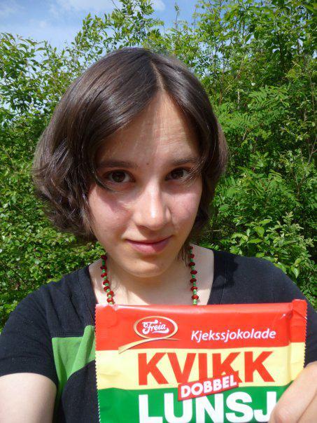 Máš rád čokoládu? :)