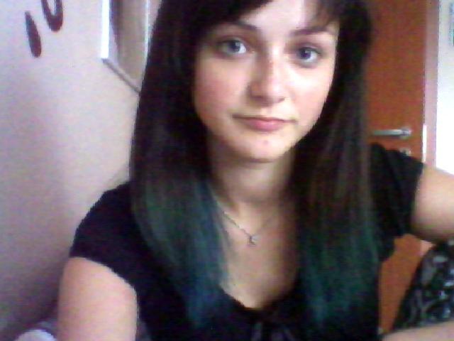 blue, heh :3