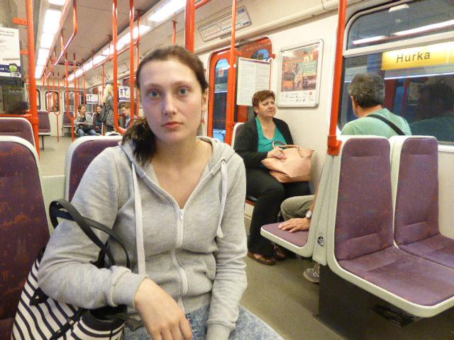 Metro mam moc rada, vetsinou 2x denne:-)
