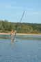 to jsem já, voda a windsurfing