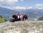 Švýcarsko - Alpy - naše parta