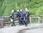 Německo - Orlí hnízdo - parkoviště