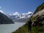 Švýcarsko - Přehrada Lac des...