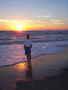 Já a západ slunce