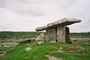 Poulnabrone (The Burren) pohřebiště...