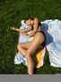 spaní na sluníčku, hmm nááádhera...