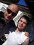 me with DJ Michael Burian (focený...