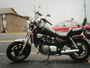 první moto podruhé (Honda Magna...