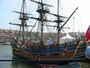 Endeavour - loď se kterou vyplul...