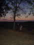 západ slunce, frisbee, brčko......