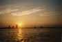 západ slunce nad Miami - nádhera!!