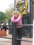 Brána Buckinghamského paláce