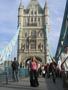 Já na Tower Bridge