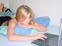 Takhle vypadám, když sem na internetu...