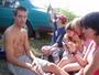 zleva : pavlova shade, Lukin,Kuba,Verča...