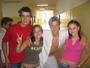 Ja, Petr, Marie a Lenka :-) 9.třída!410!...