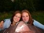 já a moje dvojčee..na chatě..