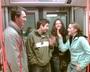 cestovani metrem Já,Máťa,Tina...